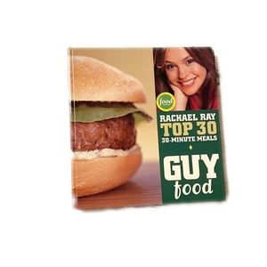 """""""Guy Food"""" Cookbook by Rachael Ray"""